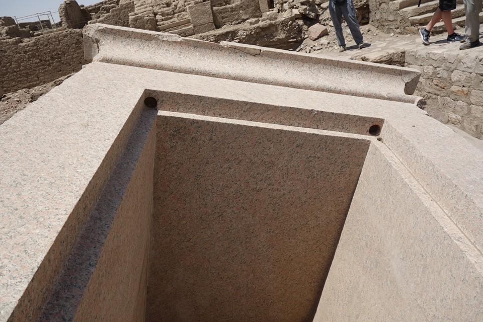 Image result for granite box egypt